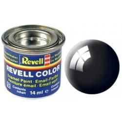 Revell - Pot Peinture 06 - Noir Mat Goudron