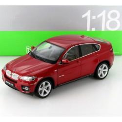 BMW X6 - Welly - 1/18 ème En boite