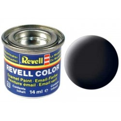 Revell - Pot Peinture 08 - Noir Mat