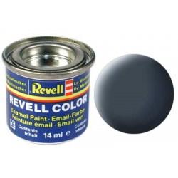 Revell - Pot Peinture 09 - Gris Anthracite Mat