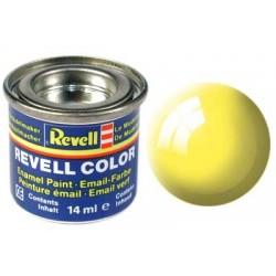 Revell - Pot Peinture 12 - Jaune Brillant