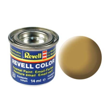 Revell - Pot Peinture 16 -Sable Mat