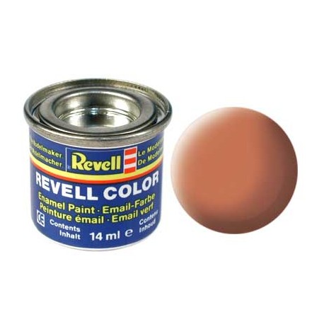 Revell - Pot Peinture 25 - Orange Fluo Mat
