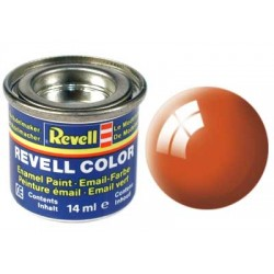 Revell - Pot Peinture 30 - Orange Brillant