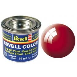Revell - Pot Peinture 34 - Rouge Italien Brillant