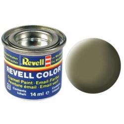 Revell - Pot Peinture 45 - Vert - Olive - Mat