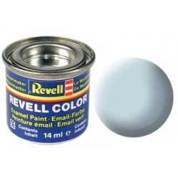 Revell - Pot Peinture 49 - Bleu - Clair - Mat
