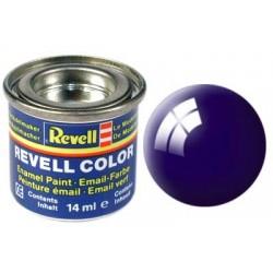 Revell - Pot Peinture 54 - Bleu - Nuit - Brillant