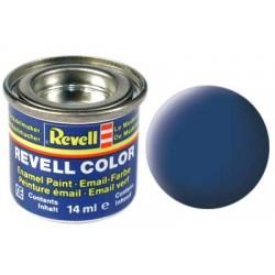 Revell - Pot Peinture 56 - Bleu - Mat