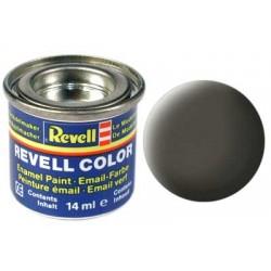 Revell - Pot Peinture 67 - Gris - vert - Mat