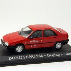 Dong Feng 988 Taxi - Beijing - 2000 - 1/43 ème En boite