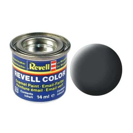 Revell - Pot Peinture 77 - Basalte - Mat