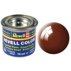 Revell - Pot Peinture 80 - Brun - Brillant