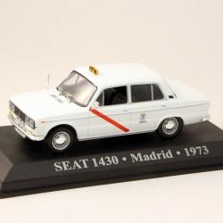 Seat 1430 Taxi - Madrid - 1973 - 1/43 ème En boite