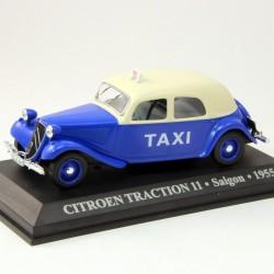 Citroen Traction 11 Taxi - Saigon - 1955 - 1/43 ème En boite