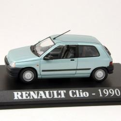 Renault Clio - 1/43 ème En boite