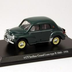 Renault 4cv Berline Grand Luxe Type R 1060 - 1/43 ème Sous blister