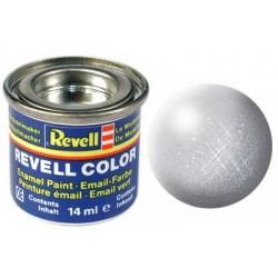 Revell - Pot Peinture 90 - Argent-Métal