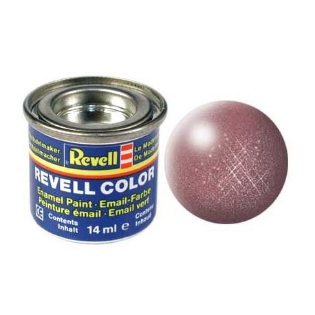 Revell - Pot Peinture 93 - Cuivre - Métal