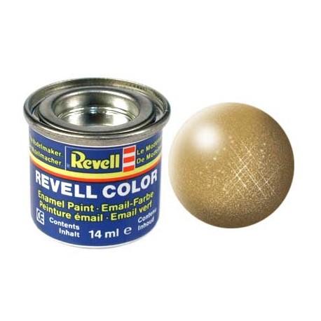 Revell - Pot Peinture 94 - Or - Métal