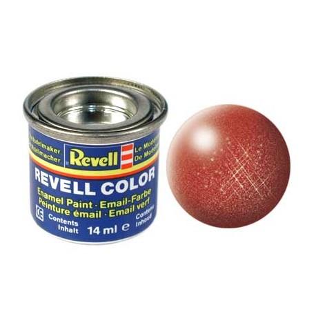 Revell - Pot Peinture 95 - Bronze - Métal