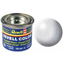 Revell - Pot Peinture 99 - Aluminium - Métal