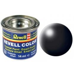 Revell - Pot Peinture 302 - Noir - Satiné