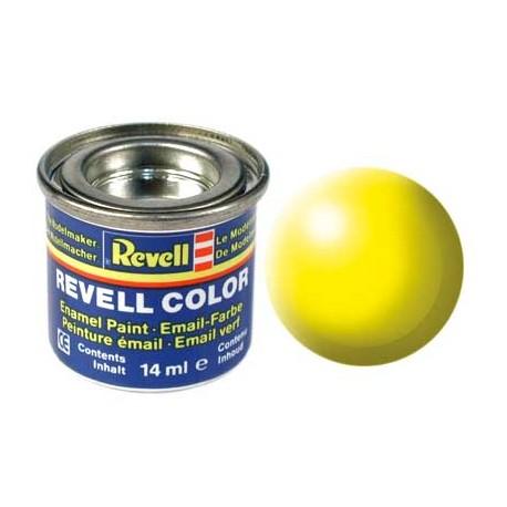 Revell - Pot Peinture 312 - Jaune - Fluo - Satiné
