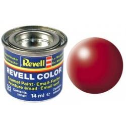 Revell - Pot Peinture 330 - Rouge - Carmin - Satiné