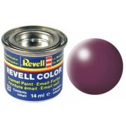 Revell - Pot Peinture 331 - Rouge - Bordeaux - Satiné