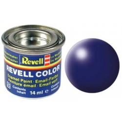 Revell - Pot Peinture 350 - Bleu - Prusse - Satiné