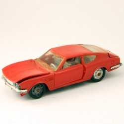 Ancienne Norev N°163 - Fiat Dino Coupe - 1/43 ème