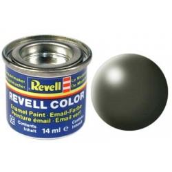 Revell - Pot Peinture 361 - Vert - Olive - Satiné
