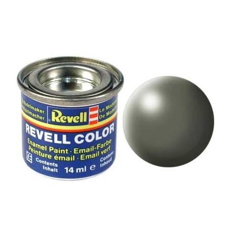 Revell - Pot Peinture 362 - Gris - Vert - Satiné