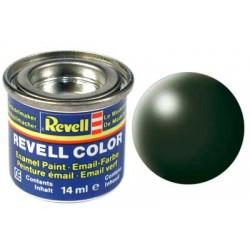 Revell - Pot Peinture 363 - Vert - foncé - Satiné