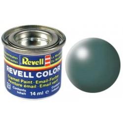 Revell - Pot Peinture 364 - Vert - Anglais - Satiné