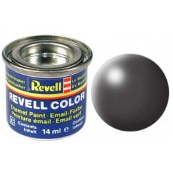 Revell - Pot Peinture 378 - Gris - foncé - Satiné