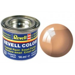 Revell - Pot Peinture  730 - Orange - Translucide