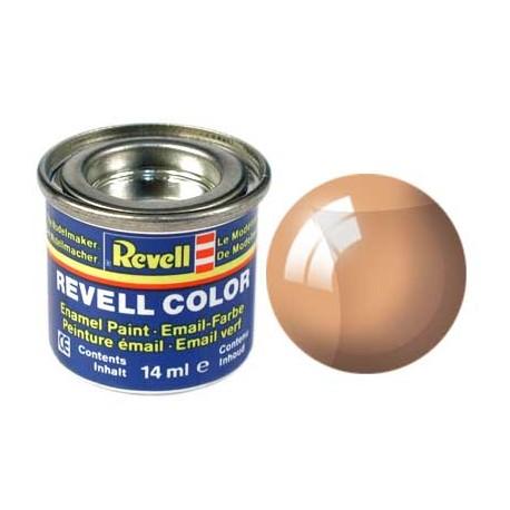 Revell - Pot Peinture  730 - Orange - Translucide