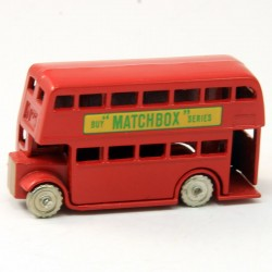 Bus Londres - Matchbox - 3inch
