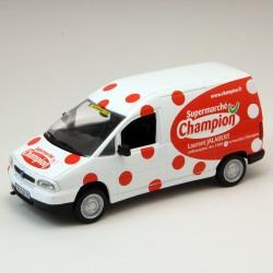 """Fiat Scudo """"Supermarché Champion"""" - Norev - 1/43ème"""