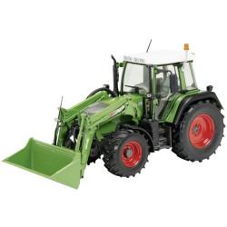 Tracteur Fendt Vario Mit Frontlader - 1/32 - Schuco