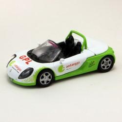 """Renault Sport Spider """"Antargaz"""" - Tour de France - Norev - 1/43ème"""