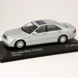 Mercedes Benz S-Klasse - Minichamps - 1/43ème En boite