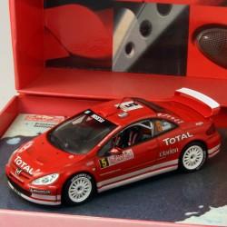 Peugeot 307 WRC - Norev - 1/43ème En boite
