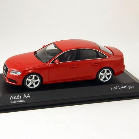 Audi A4 2007 - Minichamps - 1/43ème En boite