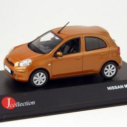 Nissan Micra 2010 - Jcollection - 1/43ème En boite