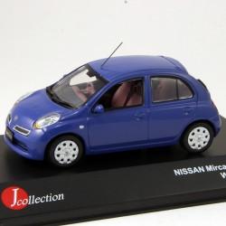 Nissan Micra facelift 2007 - Jcollection - 1/43ème En boite