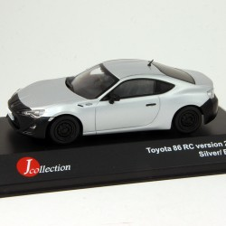 Toyota 86 RC Version 2012 - Jcollection - 1/43ème En boite