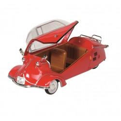 Messerschmitt KR 200 - rouge - Gollnest et Kiesel - 1/18 ème En boite